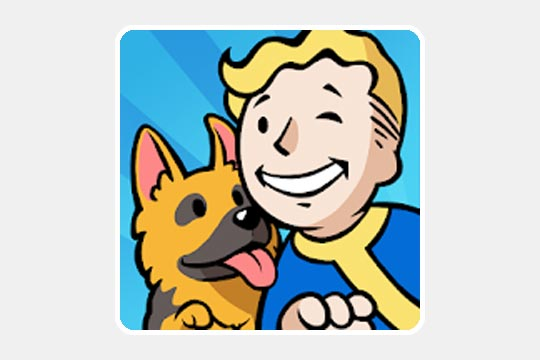 Fallout Shelter Onlineのゲームアプリ画像