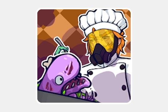 We Happy Restaurantのゲームアプリ画像