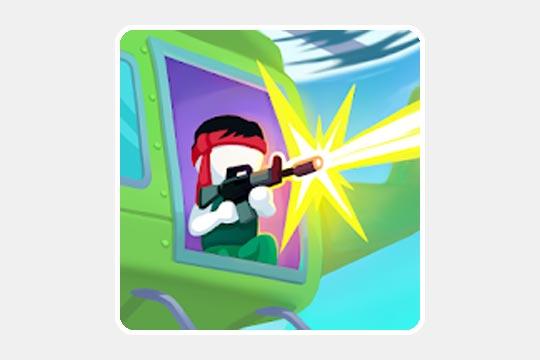 HellCopterのゲームアプリ画像