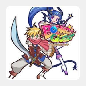 BounceQuestのゲームアプリ画像