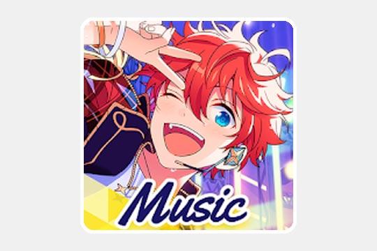 あんさんぶるスターズ!!Musicのゲームアプリ画像
