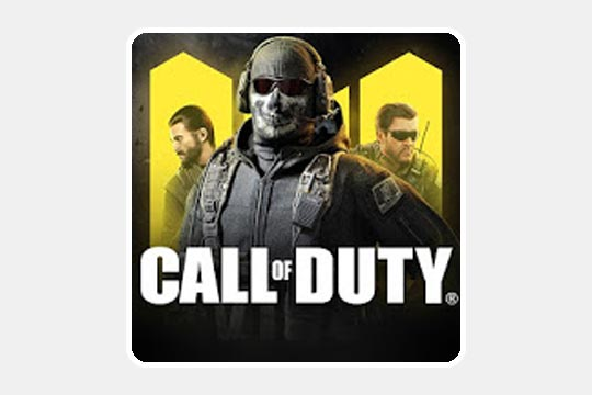 Call of Duty:Mobileのゲームアプリ画像