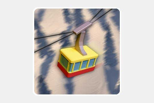 Grand Mountain Adventureのゲームアプリ画像