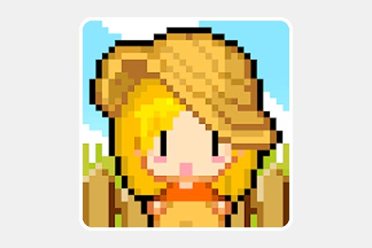 お姫様の牧場日記のゲームアプリ画像