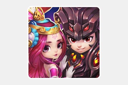 幻霊物語~世界一の三国育成RPG~のゲームアプリ画像