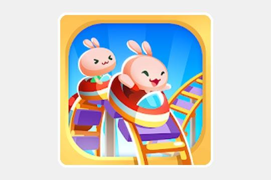 遊園地アイランドのゲームアプリ画像