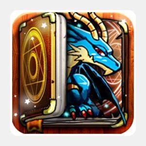 モンスターフィールドのゲームアプリ画像