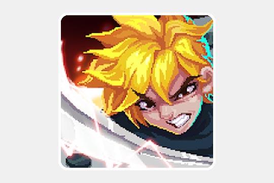 Dark Raiderのゲームアプリ画像