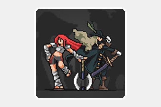 モンスターバスターズ - Monster Bustersのゲームアプリ画像