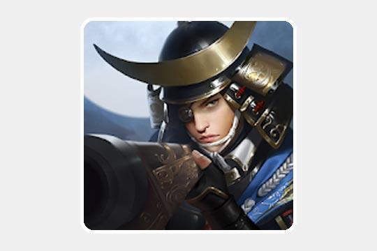 戦国布武のゲームアプリ画像