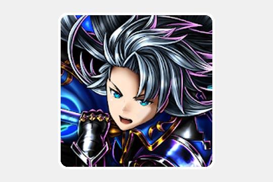 グランドサマナーズのゲームアプリ画像