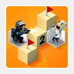 Zombie Sweeper - マインスイーパアクションパズルのゲームアプリ画像