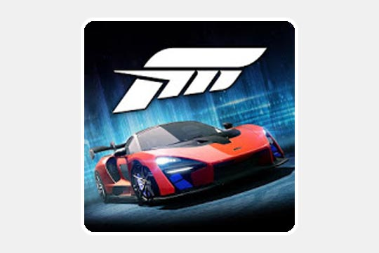 Forza Streetのゲームアプリ画像